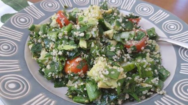 Super Food Tabouli
